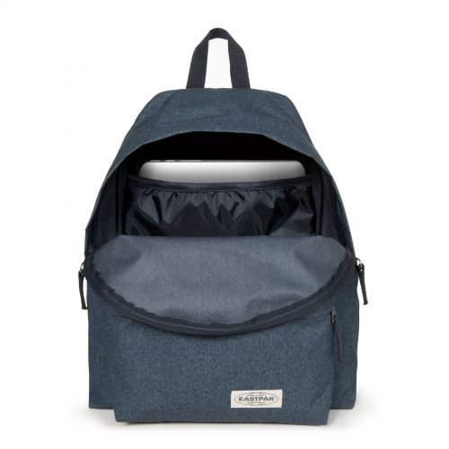 Padded Pak'r® Muted Blue New by Eastpak - view 3
