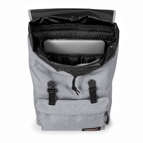London + Sunday Grey Laptop by Eastpak - view 3