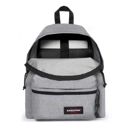Padded Zippl'r Sunday Grey Basic by Eastpak - view 3