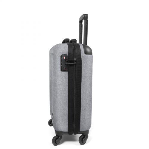 Tranzshell S Sunday Grey Hard Luggage by Eastpak - view 3
