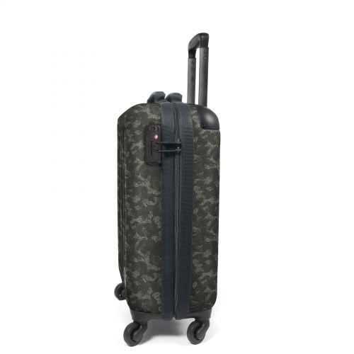 Tranzshell S Camo'ed Dot Hard Luggage by Eastpak - view 3