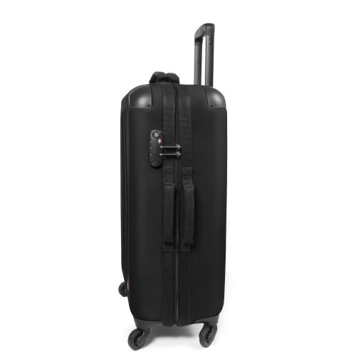Tranzshell M Black Hard Luggage by Eastpak - view 3