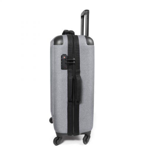 Tranzshell M Sunday Grey Hard Luggage by Eastpak - view 3