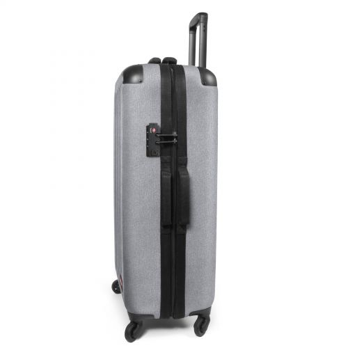 Tranzshell L Sunday Grey Hard Luggage by Eastpak - view 3