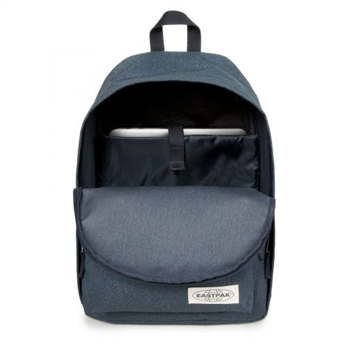 Out Of Office Muted Blue Laptop by Eastpak - view 3