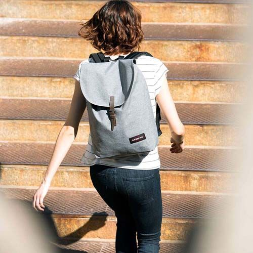 Ciera Sunday Grey View all by Eastpak - view 3