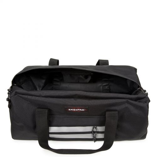 Stand + Reflective Black Weekend & Overnight bags by Eastpak - view 3