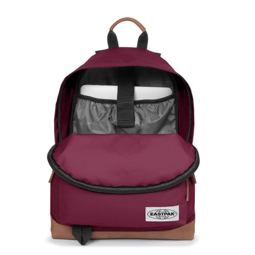 Wyoming Into Merlot Into the out by Eastpak - view 3