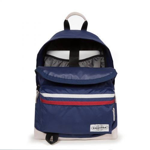 Wyoming Into Retro Blue Into the out by Eastpak - view 3