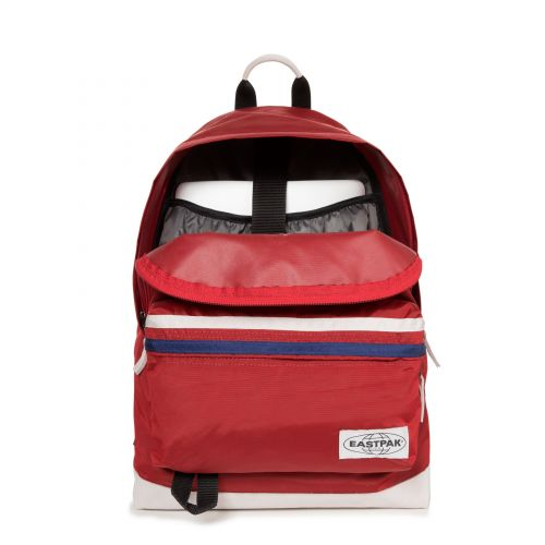 Wyoming Into Retro Red Into the out by Eastpak - view 3