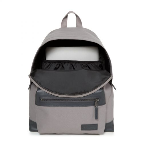 Wyoming Mix Grey Study by Eastpak - view 3