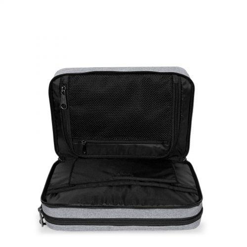 Mavis Sunday Grey Toiletry Bags by Eastpak - view 3