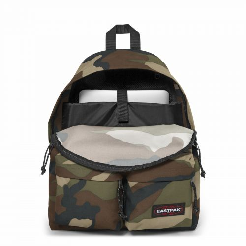 Padded Doubl'r Camo Around Town by Eastpak - view 3