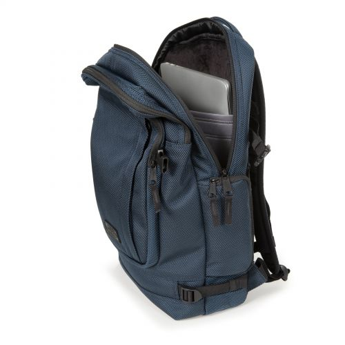 Tecum L CNNCT Navy Work by Eastpak - view 3