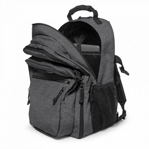 Tutor Black Denim Basic by Eastpak - view 3