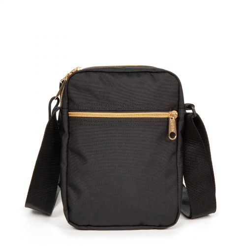 The One Goldout Black-Gold Under £70 by Eastpak - view 4