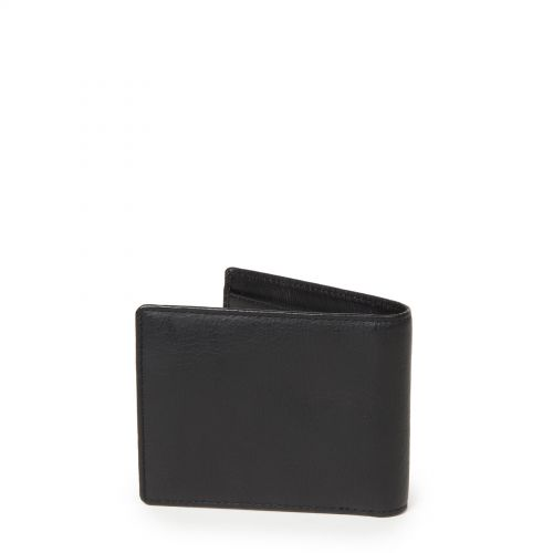 Drew RFID Black Ink Leather Wallets & Purses by Eastpak - view 4