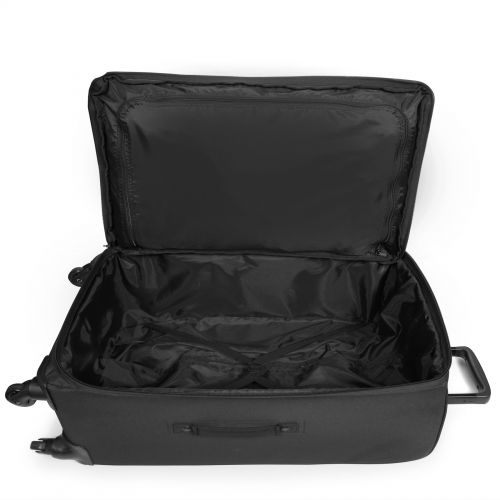 Traf'ik 4 L Black Large Suitcases by Eastpak - view 4