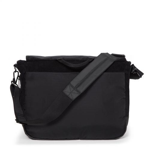 Delegate Cordsduroy Black Laptop by Eastpak - view 4