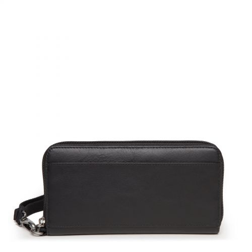Kai Black Ink Leather Wallets & Purses by Eastpak - view 4