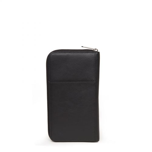 Tait Black Ink Leather Wallets & Purses by Eastpak - view 4