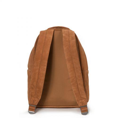 Orbit Sleek'r Suede Rust Leather by Eastpak - view 4