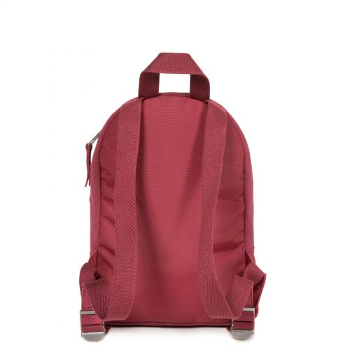 Lucia S Suede Merlot Leather by Eastpak - view 4