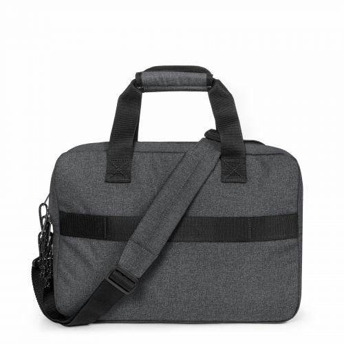 Bartech Black Denim Laptop by Eastpak - view 4