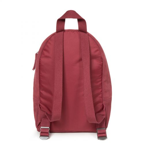 Lucia M Suede Merlot Leather by Eastpak - view 4