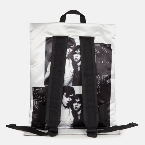 Raf Simons Poster Padded Cotton Couple White Special editions by Eastpak - view 4