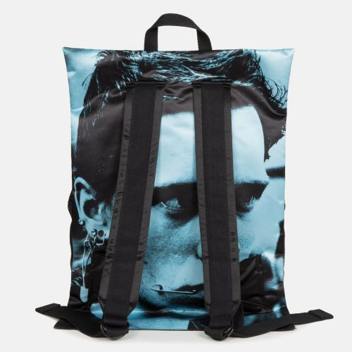 Raf Simons Poster Padded Satin Boy Blue Special editions by Eastpak - view 4