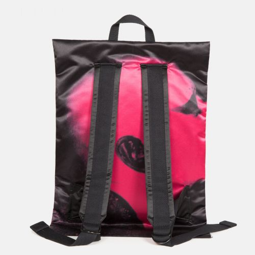 Raf Simons Poster Padded Satin Ear Fuchsia Special editions by Eastpak - view 4