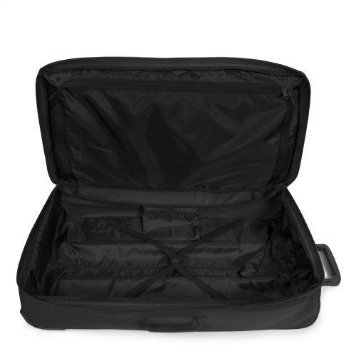 Traf'Ik Light L Black Large Suitcases by Eastpak - view 4