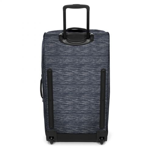 Traf'ik Light L Knit Grey Large Suitcases by Eastpak - view 4