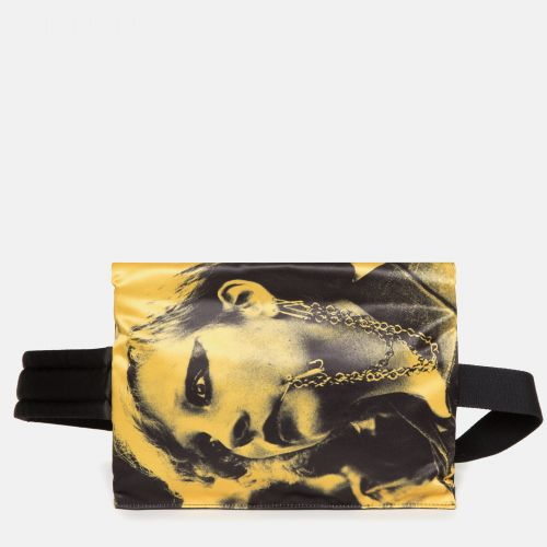 Raf Simons Poster Waistbag Satin Punk Yellow View all by Eastpak - view 4