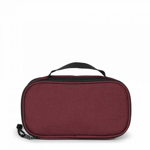Flat Oval L Crafty Wine Oval by Eastpak - view 4