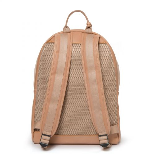 Padded Pak'r Natural Leather Leather by Eastpak - view 4