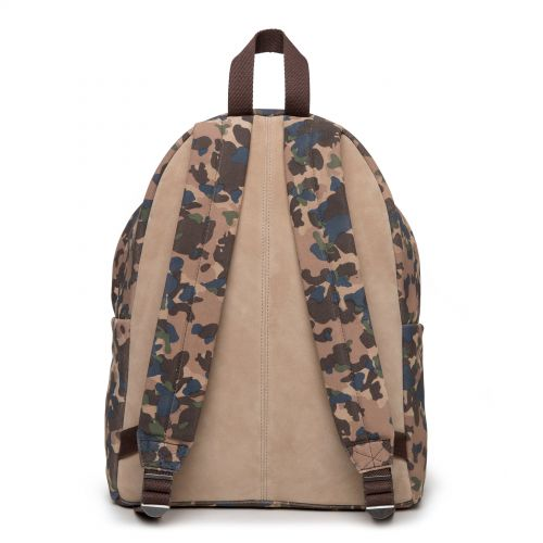 Padded Pak'r Camo Suede Leather by Eastpak - view 4