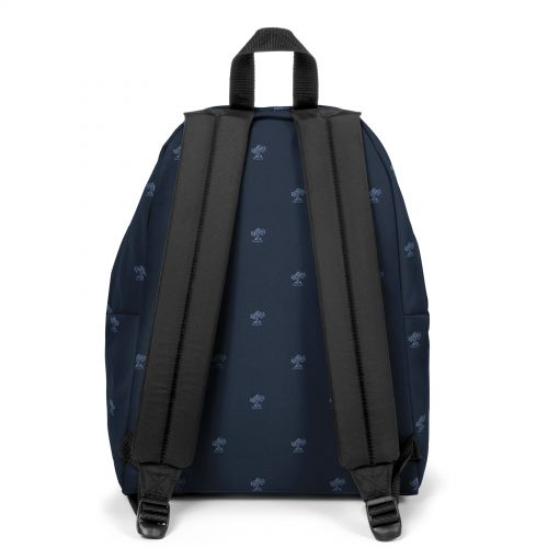 Padded Pak'r® Palm Tree Navy Around Town by Eastpak - view 4