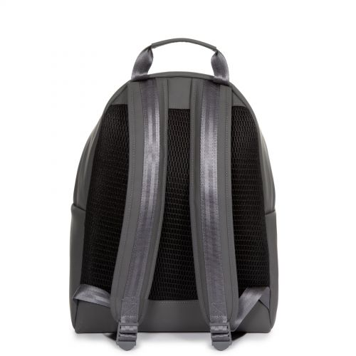 Padded Pak'r® Ath-leather Grey Leather by Eastpak - view 4