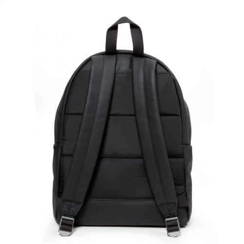 Padded Pak'r® Black Ink Leather Leather by Eastpak - view 4