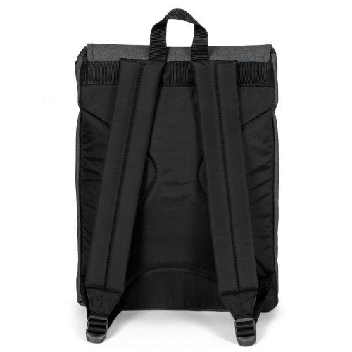 London + Black Denim Laptop by Eastpak - view 4