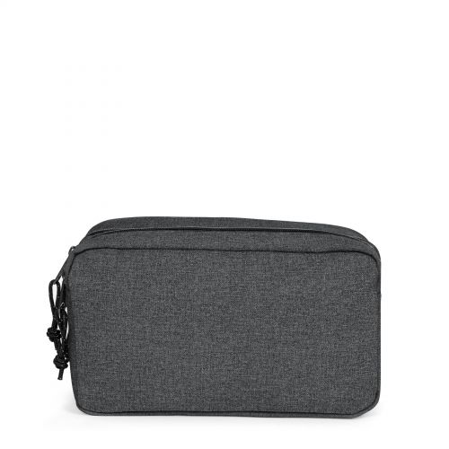 Spider Black Denim Toiletry Bags by Eastpak - view 4