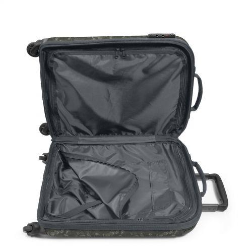 Tranzshell S Camo'ed Dot Hard Luggage by Eastpak - view 4