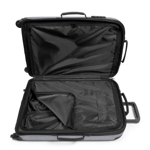 Tranzshell M Sunday Grey Hard Luggage by Eastpak - view 4