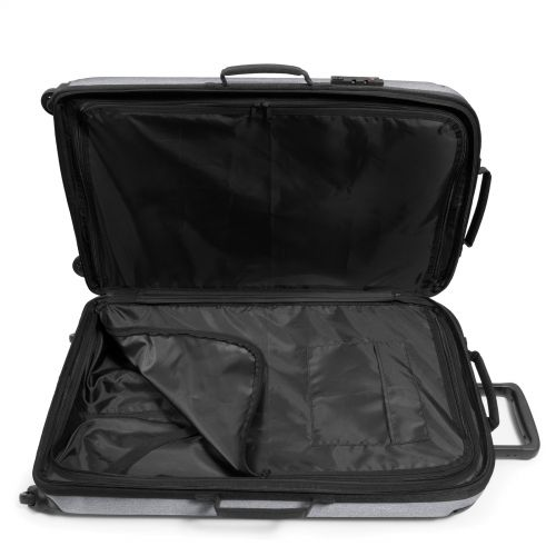 Tranzshell L Sunday Grey Hard Luggage by Eastpak - view 4