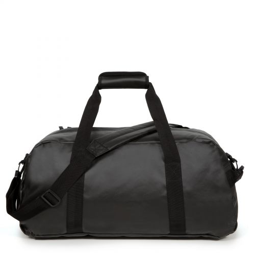 Stand + Topped Black Weekend & Overnight bags by Eastpak - view 4