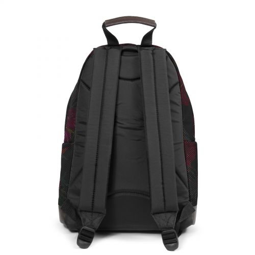 Wyoming Mesh Black Hibiscus Study by Eastpak - view 4