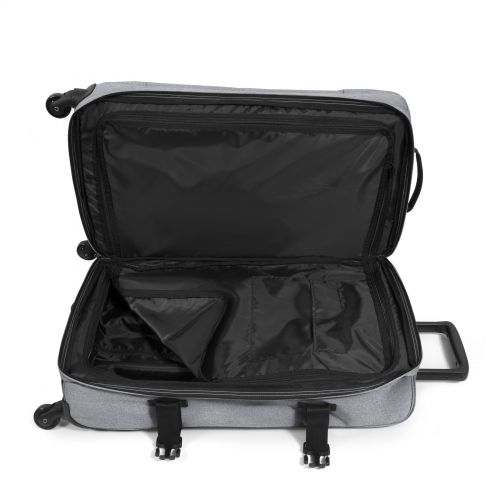 Trans4 M Sunday Grey Large Suitcases by Eastpak - view 4