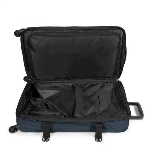 Trans4 L Triple Denim Large Suitcases by Eastpak - view 4